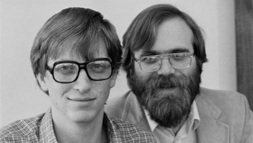 Bill Gates e Paul Allen