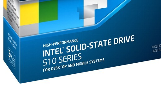 Intel Solid State Drive 510 series