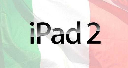 iPad 2 in Italia