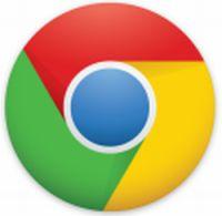 New Chrome Logo