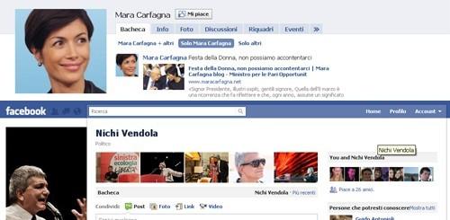 Politici e social network