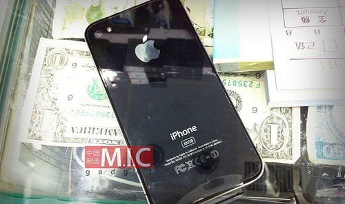 Prototipo iPhone 4