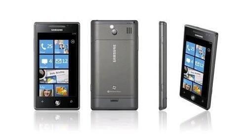 Samsung Omnia 7 e Windows Phone 7