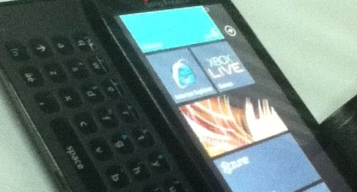 Sony Windows Phone 7