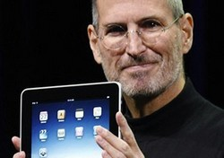 steve jobs microsoft ipad 2