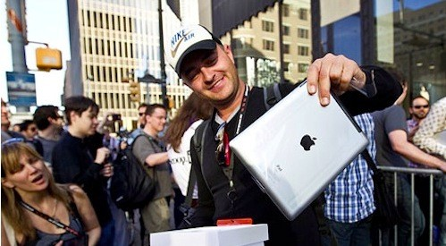 Vendite iPad