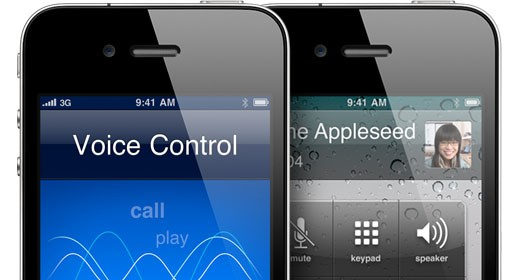 Controllo vocale in iPhone