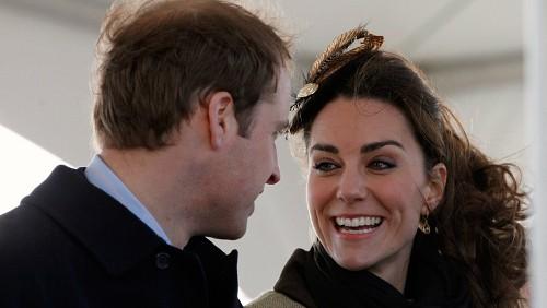 William e Kate su iTunes
