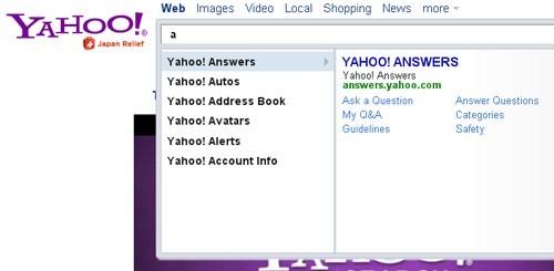 Yahoo risposta istantanea
