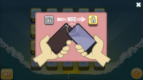 Nokia, NFC e Angry Birds