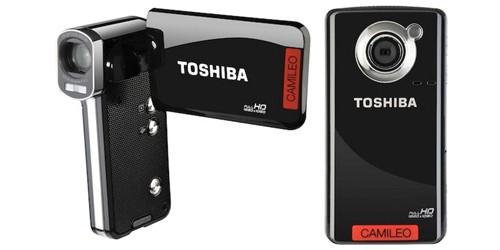 Toshiba Camileo P100 e B10