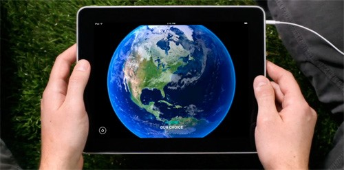 Our Choice, Al Gore app