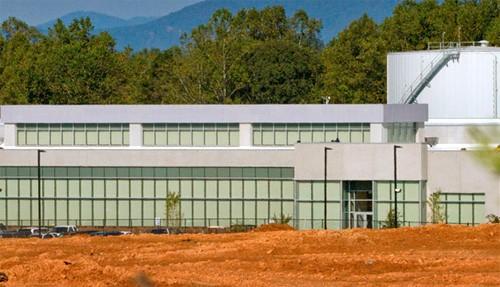 Data center di Apple (Gerry Images)