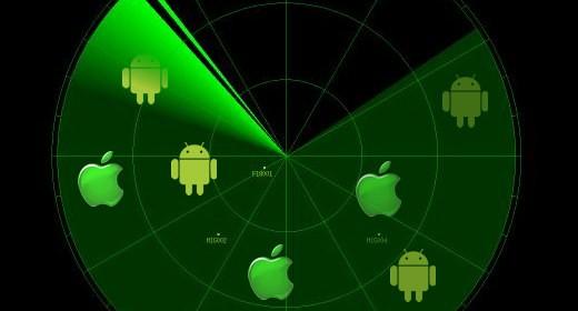 Geolocalizzazione Android e iOS