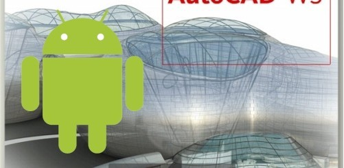 autocad ws android