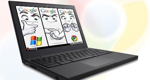 Notebook Chrome OS