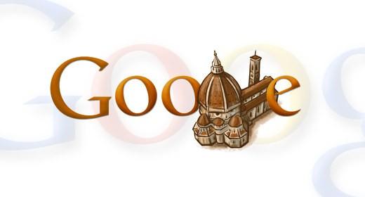 Google Doodle - La settimana della cultura