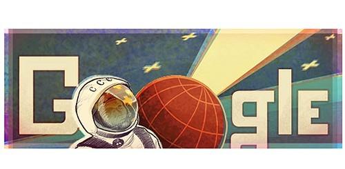 Doodle Yuri Gagarin