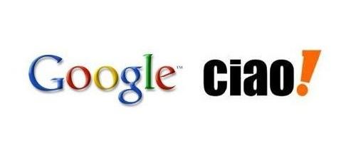 Google contro Ciao