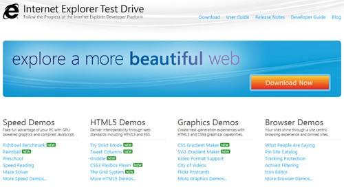 Internet Explorer 10 e Windows Vista
