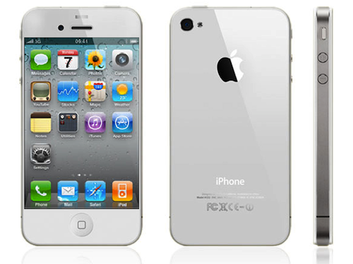 Mockup iPhone 5