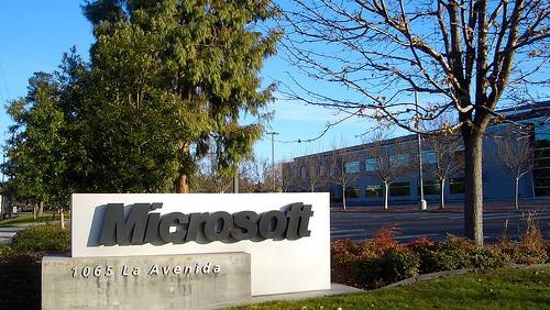 Microsoft: solo carta riciclata