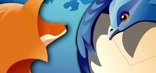 Mozilla Firefox e Mozilla Thunderbird