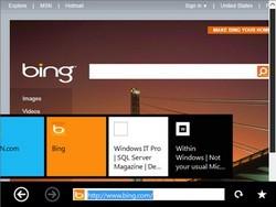 Windows 8: lettore PDF integrato e browser Immersive