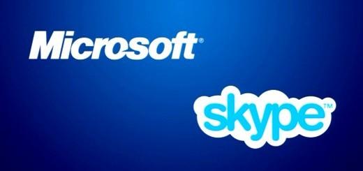Microsoft e Skype