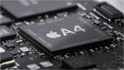 Il chip ARM A4