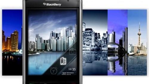 BlackBerry Theme Studio 6
