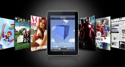 Contenuti su iPad