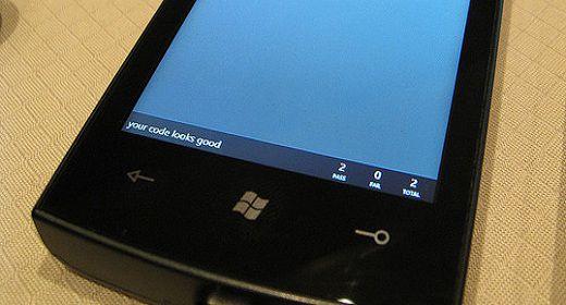 Dettaglio Windows Phone