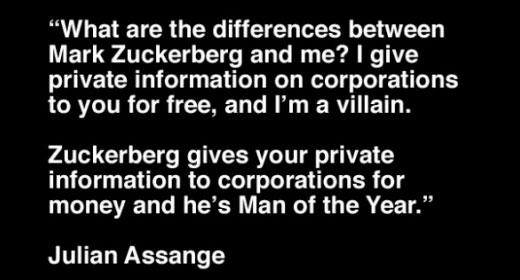 Frase Julian Assange