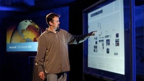 Microsoft-TouchWall