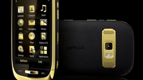Nokia Oro di lusso