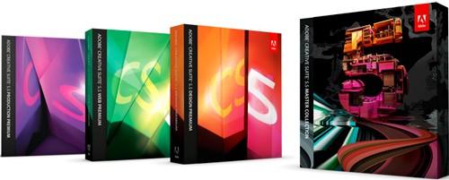 Adobe Creative Suite 5.5