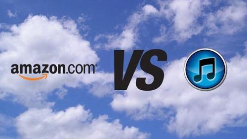 Amazon VS iTunes