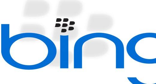Bing su BlackBerry