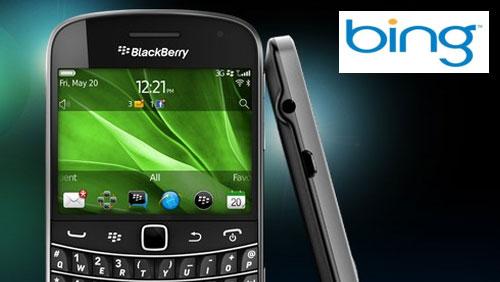 BlackBerry Bing