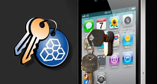 Elcomsoft apre l'iPhone 4