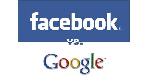 Facebook contro Google