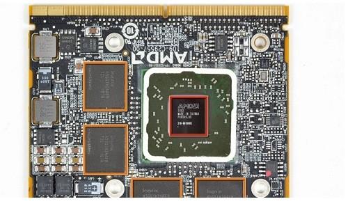 GPU iMac