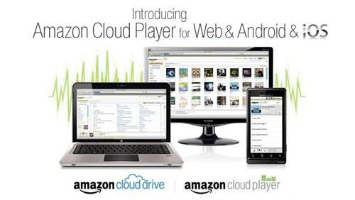 iOS Amazon Cloud