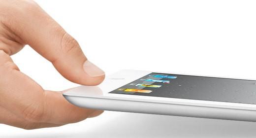 iPad bianco