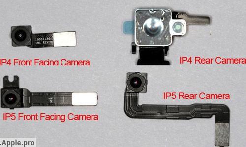 Fotocamera di iPhone 5