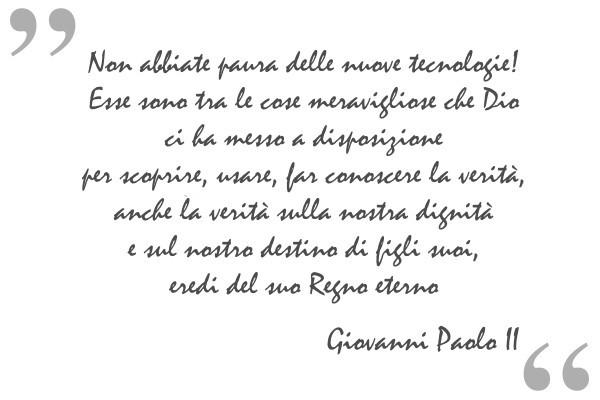 Ipse Dixit - Giovanni Paolo II