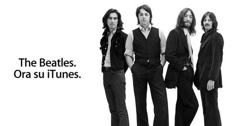iTunes e Beatles