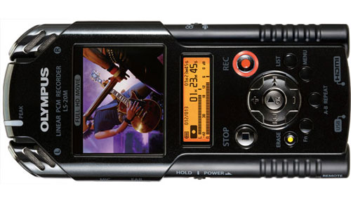 Videocamera tascabile FULL HD Olympus