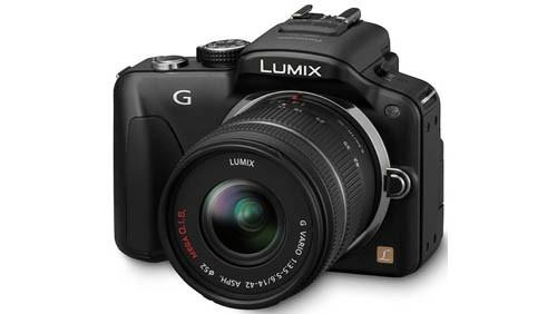 Fotocamera Panasonic Lumix G3